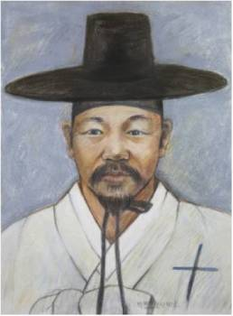 Beato Fransiskus Pak Gyeong-jin (Sumber: koreanmartyrs.or.kr)