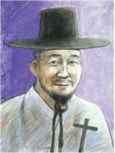 Beato Yakobus Kwon Sang-yeon (Sumber: koreanmartyrs.or.kr)