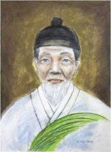 Beato Yakobus Won Si-bo (Sumber: koreanmartyrs.or.kr)