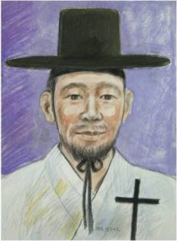 Beato Anthonius Yi Hyeon  (Sumber: koreanmartyrs.or.kr)
