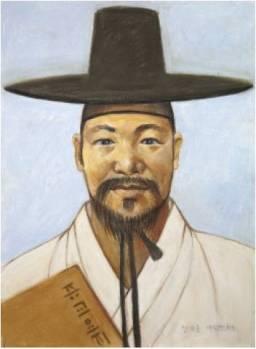 Beato Agustinus Jeong Yak-jong (Sumber: koreanmartyrs.or.kr)