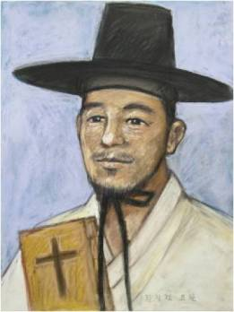 Beato Yohanes Choe Chang-hyeon (Sumber: koreanmartyrs.or.kr)