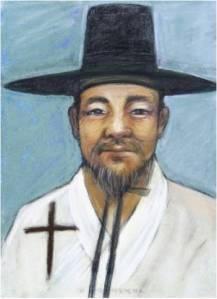 Beato Marselinus Choe Chang-ju (Sumber: koreanmartyrs.or.kr)