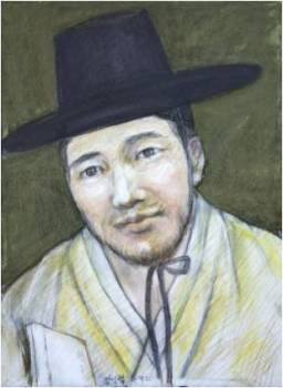 Beato Tadeus Jeong In-hyeok (Sumber: koreanmartyrs.or.kr)