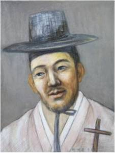 Beato Florus Hyeon Gye-heum (Sumber: koreanmartyrs.or.kr)