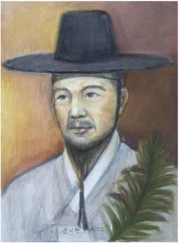 Beato Fransiskus Yun Ji-heon (Sumber: koreanmartyrs.or.kr)