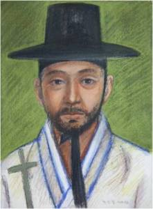 Beato Ignasius Choe In-cheol (Sumber: koreanmartyrs.or.kr)