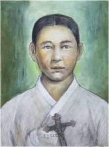 Beato Yohanes Yu Mun-seok (Sumber: koreanmartyrs.or.kr)