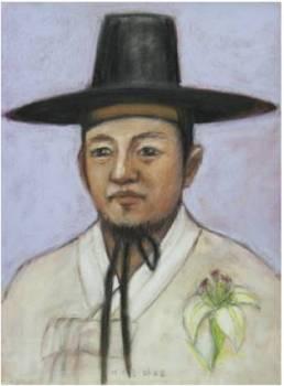 Beato Paulus Yi Guk-seung (Sumber: koreanmartyrs.or.kr)