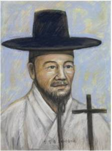 Beato Stanislaus Han Jeong-heum (Sumber: koreanmartyrs.or.kr)