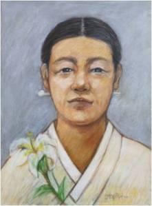 Beata Susan Kang Gyeong-bok (Sumber: koreanmartyrs.or.kr)