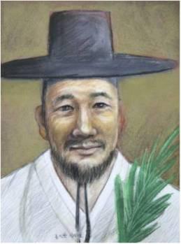 Beato Antonius Hong Ik-man (Sumber: koreanmartyrs.or.kr)