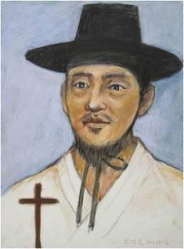 Beato Gervasius Son Gyeong-yun (Sumber: koreanmartyrs.or.kr)