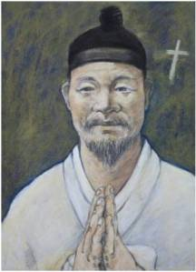 Beato Thomas Han Deok-un (Sumber: koreanmartyrs.or.kr)
