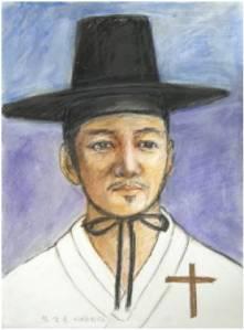 Beato Sebastianus Kwon Sang-mun (Sumber: koreanmartyrs.or.kr)