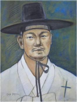 Beato Alexius Kim Si-u (Sumber: koreanmartyrs.or.kr)