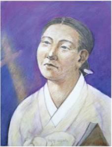 Beata Barbara Ku Seong-yeol (Sumber: koreanmartyrs.or.kr)