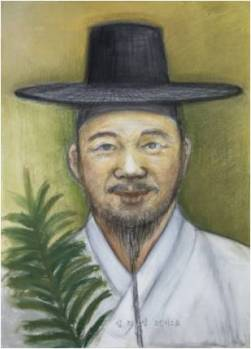 Beato Fransiskus Kim Hui-seong (Sumber: koreanmartyrs.or.kr)
