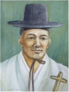 Beato Yosef Ko Seong-un (Sumber: koreanmartyrs.or.kr)