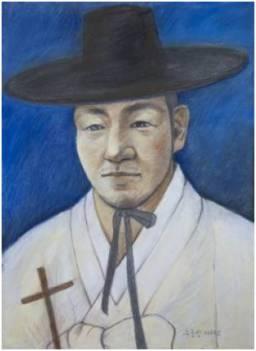 Beato Matius Yu Jung-seong (Sumber: koreanmartyrs.or.kr)