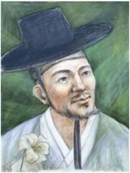 Beato Petrus Ko Seong-dae (Sumber: koreanmartyrs.or.kr)