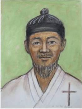 Beato Andreas Yi Jae-haeng (Sumber: koreanmartyrs.or.kr)