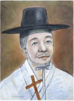 Beato Yakobus Kim Hwa-chun (Sumber: koreanmartyrs.or.kr)