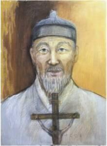 Beato Ayub Yi Il-eon (Sumber: koreanmartyrs.or.kr)
