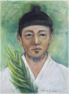 Beato Yohanes Choe Hae-seong (Sumber: koreanmartyrs.or.kr)