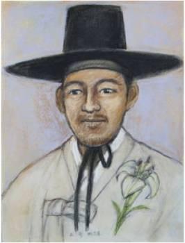 Beato Petrus Jo Suk (Sumber: koreanmartyrs.or.kr)