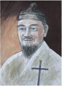Beato Petrus Kim Dae-gwon  (Sumber: koreanmartyrs.or.kr)