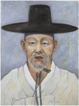 Beato Petrus Sin Tae-bo (Sumber: koreanmartyrs.or.kr)