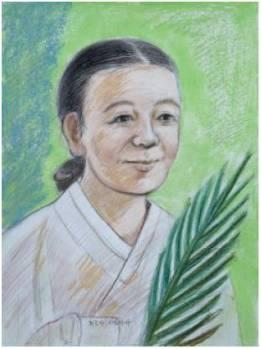 Beata Barbara Choe Jo-i (Sumber: koreanmartyrs.or.kr)