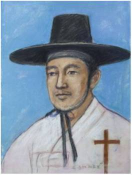 Beato Yakobus Oh Jong-rye (Sumber: koreanmartyrs.or.kr)