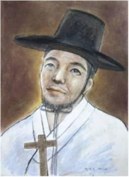 Beato Matias Pak Sang-geun (Sumber: koreanmartyrs.or.kr)