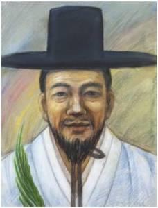 Beato Paulus Oh Ban-ji (Sumber: koreanmartyrs.or.kr)