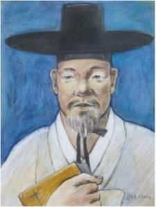 Beato Stefanus Kim Won-jung (Sumber: koreanmartyrs.or.kr)
