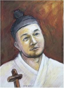 Beato Tadeus Ku Han-seon (Sumber: koreanmartyrs.or.kr)