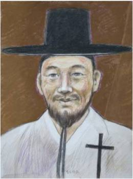 Beato Thomas Jang  (Sumber: koreanmartyrs.or.kr)