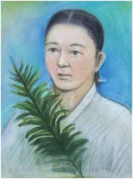 Beata Anna Yi (Sumber: koreanmartyrs.or.kr)
