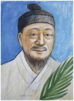 Beato Yakobus Heo In-baek (Sumber: koreanmartyrs.or.kr)