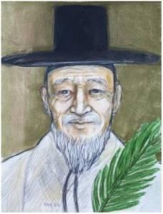 Beato Yohanes Yi Jeong-sik (Sumber: koreanmartyrs.or.kr)