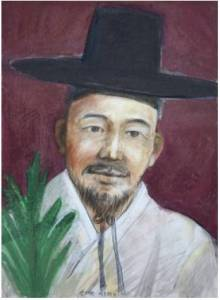 Beato Martinus Yang Jae-­hyeon (Sumber: koreanmartyrs.or.kr)