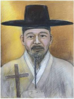 Beato Petrus Song (Sumber: koreanmartyrs.or.kr)