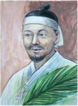 Beato Petrus Yi Yang-deung (Sumber: koreanmartyrs.or.kr)