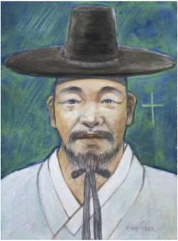 Beato Viktorinus Pak Dae-sik (Sumber: koreanmartyrs.or.kr)
