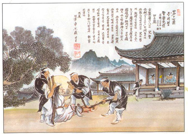 Santo Yohanes Pembaptis Yi Kwang-nyol (Sumber: cbck.or.kr)