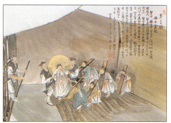 Santa Barbara Kwon Hui (Sumber: cbck.or.kr)