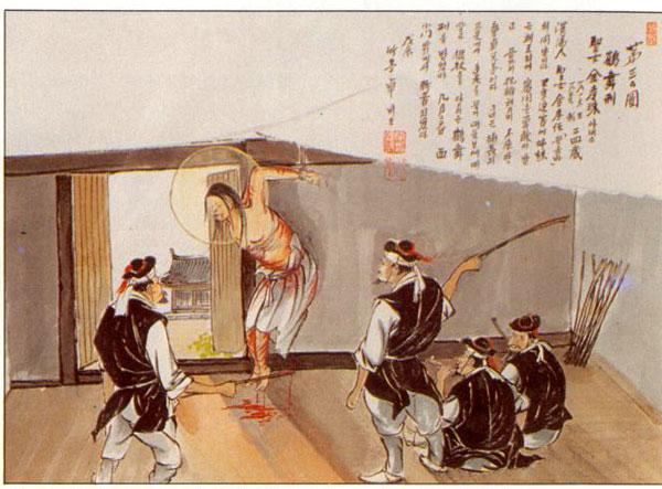 Santa Agnes Kim Hyo-ju (Sumber: cbck.or.kr)
