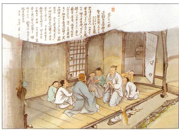 Santo Fransiskus Choe Kyong-hwan (Sumber: cbck.or.kr)